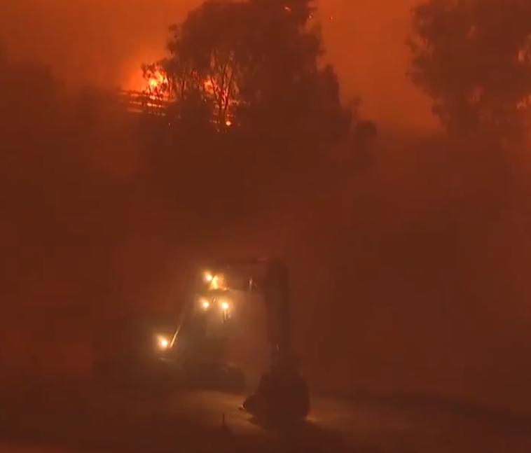 İletişim Başkanı Fahrettin Altun'dan Kemerköy Termik Santrali'ne sıçrayan yangına ilişkin kamuoyu açıklaması